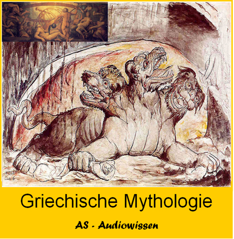 griechische mythologie 1 as audiowissen. Black Bedroom Furniture Sets. Home Design Ideas